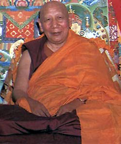 Ling Rinpoche